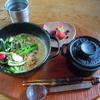🍀森のスープ屋シネマバレイ 鳥取伯耆町 スープ専門店 景色のいいお店