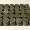 週末は蒐集した硬貨で一週間の疲れを癒します・・・