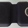 1000円台で買えるMagSafe・Apple Watchデュアル充電器レビュー