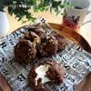 スタバ風マシュマロチョコクッキー