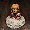 【アナベル 死霊館の人形】デザイナーシリーズ『アナベル』6インチ 可動フィギュア【メズコ】より2020年8月発売予定♪