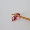 ビビッドな赤系のガラス箸置き【カラバリのご紹介】