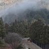 関西雪山「比良の主峰は 曇り時々晴れ」