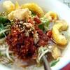 ベトナム料理事典/一皿目:CƠM HẾN(ムール貝の汁飯)