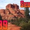 【Day09】アメリカ横断中No.1の絶景セドナ!最強のパワースポットでボルテックスを全身に浴びる!