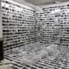 ギャラリーαMの小松裕子展「鏡と穴―彫刻と写真の界面」を見る
