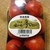 トマトにハマってます。