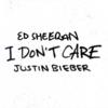 【和訳/歌詞】I Don't Care / Ed Sheeran(エドシーラン)& Justin Bieber(ジャスティン・ビーバー)【動画有】