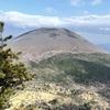 黒斑山 山頂2404mから見た絶景