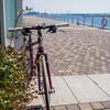 新宿〜鎌倉、往復約100kmを自転車(クロスバイク)でツーリングしてきた