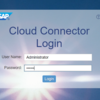 SAP Cloud Connectorのインストール