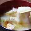 ねこぶだしで簡単うまうま!冬に食べたい鶏胸肉と白菜の雑煮のレシピ