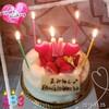 ☆diary☆Birthday ケーキ ゚+.ヽ(≧▽≦)ノ.+゚