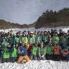 沖縄の子供たちとのスキー交流会!