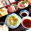 ランチ刺身・天ぷら定食