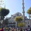 2013年アイルランド→トルコの旅その6: 飛行機乗り遅れ何故かイスタンブール観光をするハメになった編