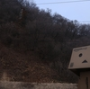 岩内町 弁慶伝説の一端を担う、弁慶の薪積岩