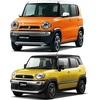 ハスラーと、クロスビーを、比較!ボディサイズ、広さ、燃費、パワー、価格差など。違いは?どっちが良い車?