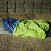 【冬のテントなし泊】気温2℃の野宿を体験しました