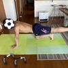 写真で解説!【家でできる】自重&体幹トレーニング!