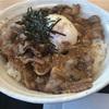 松屋の「やみつきにんにく醤油ダレ焼き牛めし」を朝9時から食べる
