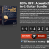 Acousticsamples 4-in-1 Guitar Bundle のインストール方法メモ