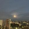 満月〜super moon〜皆既月食