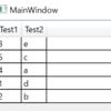 WPF:DataGridの列ヘッダークリックによるソートを「昇順」→「降順」→「ソート無し」の繰り返しにカスタム