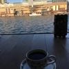 釧路でカフェ巡りも楽しむ。