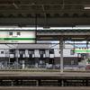信州東北ローカル線乗り鉄の旅 5日目⑪ 盛岡駅で駅撮り