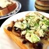【雑穀料理】いつもとちょっと違う味が楽しめる!ボリューミーで美味しい和風ピザトーストの作り方・レシピ【高キビ】