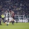 【採点】 2016/17 コッパ・イタリア準々決勝 ユベントス対ミラン