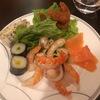 ANAクラウンプラザ大阪のクラブラウンジ&朝食を紹介します。