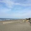湘南海岸を走るのは気持ちいいけど、暑すぎました(>_<)