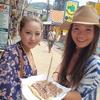 大型フェリーでピピ島観光&ロティを食べよう☆