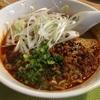 〆は激辛坦々麺!あとはなりゆき(おふくろ亭 ハノイ)