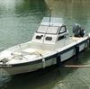 ボートの乗り換え準備中~😃 【 YAMAHA UF20 】