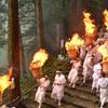 【那智の扇祭りと熊野の滝巡り】