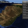 X3DOMでグリグリ動く3D世界地図を作ってみる。