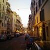 コロッセオの近くに
