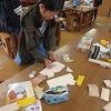 6年生:図工 テープカッターの制作