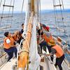 帆船で世界に飛び出す!世界の海に飛び込む!ISPA TallShip Course始まる!