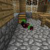 【MinecraftPC版】Part268 アイテムの整理・村の地下倉庫とネザー鉄道の修正