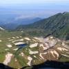 金沢に出張して山に登りたくなる 【立山三山登山その1】