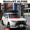 THULE MotionXT ALPINE x 三菱アウトランダー