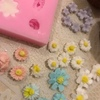 シュガーペーストで作るお花の飾り