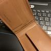 10年使ったASUMEDERUの財布と新しいオメグミノサイフ