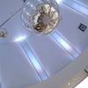 ユニバーサルシティウォークの改装終了。ディスコみたいなミラーボールとハードロックカフェ!