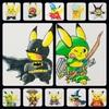 ピカチュウ✖いろいろまとめ|ポケモン|ディズニー|ゼルダ|マーベル|DCコミックス|アンパンマン|デジモン|ミスチル|星のカービィ|MATSU