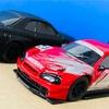 祝‼️ブログ300回目更新記念‼️ KYOSYO  1/64   NISSAN   SKYLINE・GT-R  Minicar  Collection  SKYLINE  GT-R  (JGTC 2002)カルワザバージョン